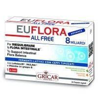 EUFLORA ADVANCE ALL 24 capsulas GRICAR