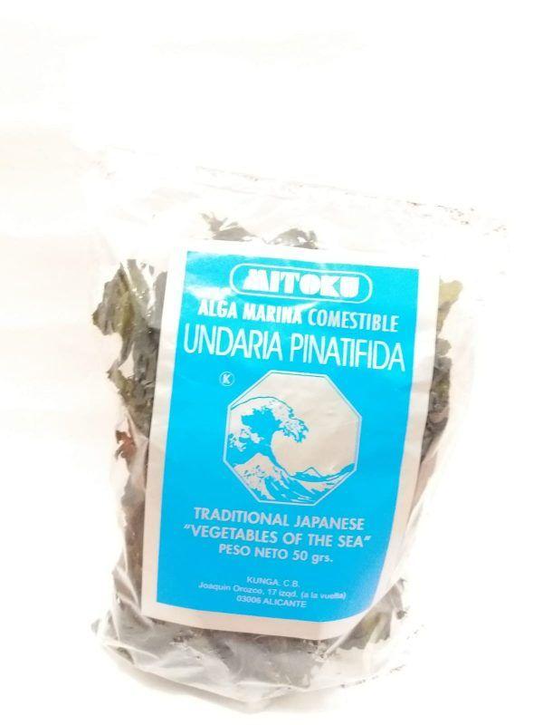 ALGA UNDARIA PINATIFIDA 50gr MITOKU-KUNGA