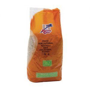 Arroz Semi Integral Redondo Bio 1kg FINESTRA