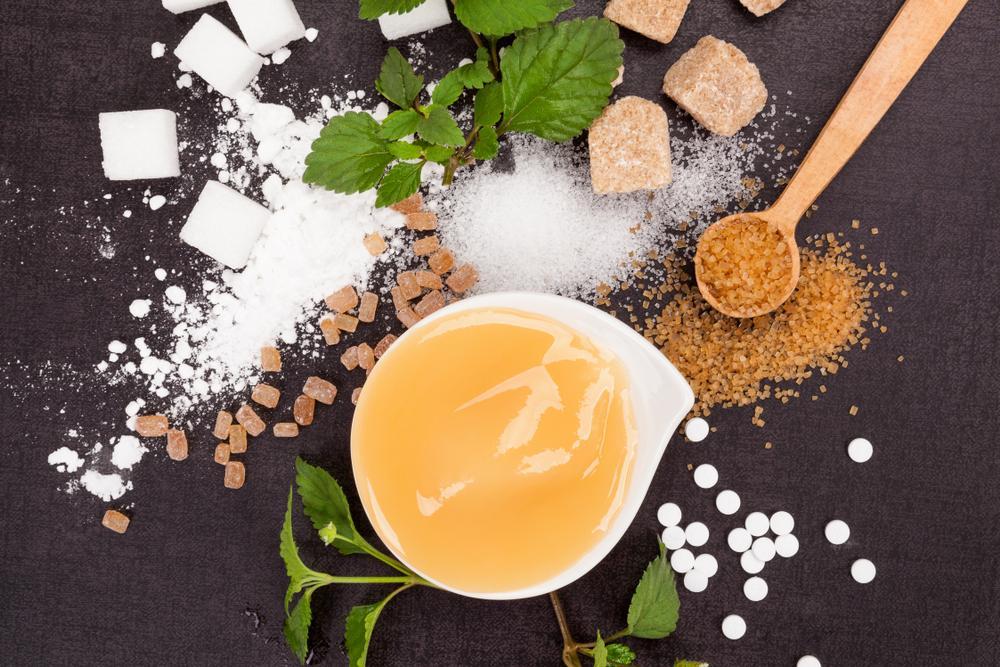 azucar y edulcorantes