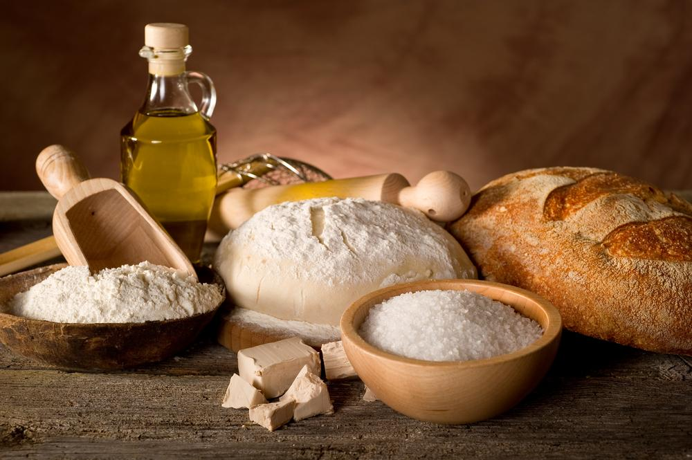 harinas, levaduras y panaderia